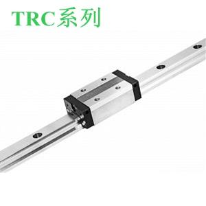 TBI中组装直线导轨TRC