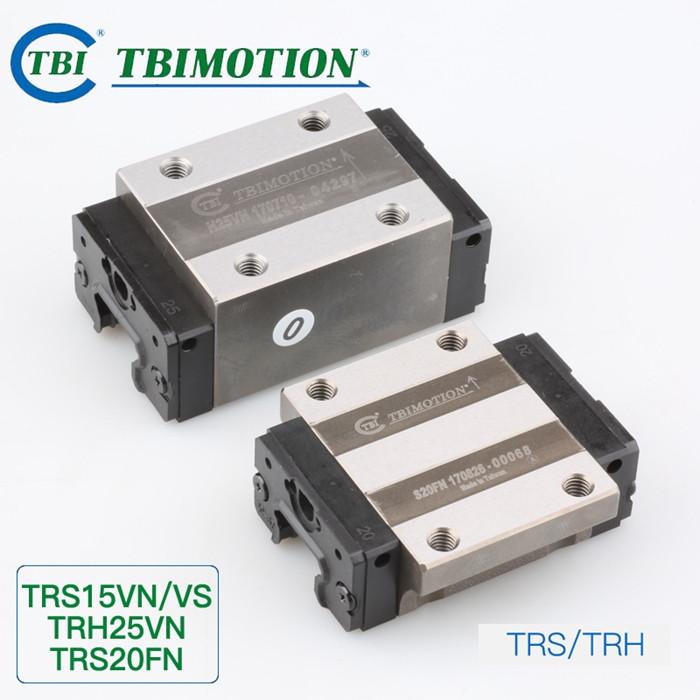 怎么控制TBI线性导轨